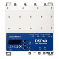 LEM DSP40 4G/5G - programovatelný DVB-T/T2 zesilovač