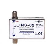 LEM INS-02 - napájecí výhybka k LEM zesilovačům
