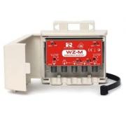 Venkovní zesilovač Opticum Red Eagle WZ-M36, 26/36dB, 4x vstup, 1x výstup, na stožár