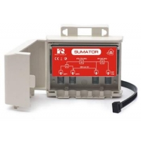 Opticum Slučovač RED EAGLE SUMATOR FM/VHF/UHF, F průchozí, venkov