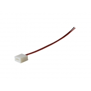 Konektor nepájivý s vodičem pro LED pásky o šířce 8mm 3528, 2835 IP65