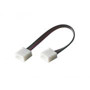Spojka nepájivá pro RGB LED pásky 5050 30,60LED/m o šířce 10mm s vodičem, IP65