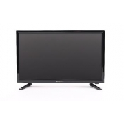 "UNIVISION LED TV 24"" TRAVEL ,TRIPLE TUNER T/T2/C/S2, H.265 CI+, 12/24V"