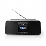 Internetové Rádio | 42 W | DAB+ | FM | Bluetooth® | Dálkový Ovladač | Černé/Stříbrné