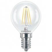 LED Vintage Filament Lamp Globe E14 6 W 806 lm 2700 K