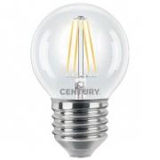 LED Vintage Filament Lamp Globe E27 6 W 806 lm 2700 K