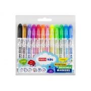 Fixy EASY MINI 12 barev