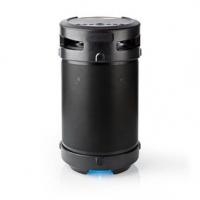 Bluetooth® Párty Reproduktor   3,5 hodiny Přehrávání   150 W   Vodotěsnost IPX5   TWS   Rukojeť na Přenášení   Párty Osvětlení  