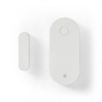 Smart Door Sensor / Window | Zigbee | Napájení z baterie | Android™ & iOS | Bílá