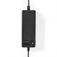 Univerzální napájecí AC adaptér | Euro / Typ C (CEE 7/16) | 60 W | 6 VDC / 7.5 VDC / 9 VDC / 12 VDC / 13.5 VDC / 15 VDC / 16 VDC