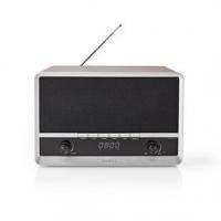 """FM rádio   Stolní Provedení   AM / FM   Napájení z baterie / Napájení z USB   Digitální   12 W   Velikost obrazovky: 1.6 """"   Čer"""