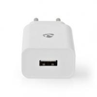 Síťová Nabíječka | 1x 2.4 A | Počet výstupů: 1 | Typ portu: USB-A | Lightning 8-Pin (Volný) | 1.00 m | 12 W | Jediné Výstupní Na