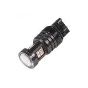 Autožárovka LED T20 12/24V 13LED/2835SMD STU červená