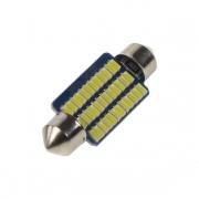 Autožárovka LED SUFIT(39mm) 12V 36LED/4014SMD STU