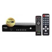 TESLA SENIOR T2, DVB-T2 přijímač,H.265 (HEVC), DVB-T2 ověřeno