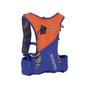 Batoh SPOKEY SPRINTER oranžovo/modrý 5l, voděodolný