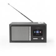 Internetové Rádio | 18 W | FM | Bluetooth® | Dálkový Ovladač | Černé