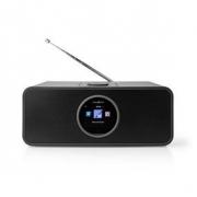 Internetové Rádio | 42 W | FM | Bluetooth® | Dálkový Ovladač | Černé