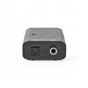 Digitální Audio Převodník | 1cestný | Zásuvka Toslink | Digitální RCA Zásuvka