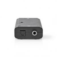 Digitální Audio Převodník   2cestný   Vstupní konektor: 2x RCA Zásuvka   Výstupní konektor: 1x S / PDIF (RCA) Zásuvka / 1x TosLi