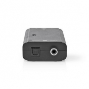 Převodník Stereofonního Zvuku na Digitální | 1cestný | 2x Zásuvka RCA (Stereo) | Digitální RCA Zásuvka + Zásuvka Toslink