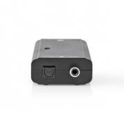 Převodník Digitálního Zvuku na Stereofonní | 1cestný | Digitální RCA Zásuvka + Zásuvka Toslink | 2x Zásuvka RCA (Stereo)