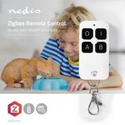 Chytré Dálkové Ovládání | ZigBee | 4 Tlačítka | Včetně Baterie | Bílé