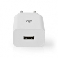 Síťová Nabíječka   1x 2.4 A   Počet výstupů: 1   USB-A   Kabel Není Součástí   12 W   Jediné Výstupní Napětí