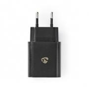 Síťová Nabíječka | 3 A | USB (QC 3.0) | Černá
