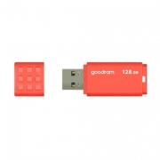 Flash disk GOODRAM USB 3.0 128GB oranžová