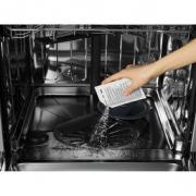 3 in 1 ( ontkalker, ontvetter en Hygienische reiniger voor wasmachine en vaatwasser (6 zakjes , 6 maanden onderhoud)