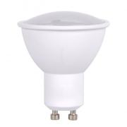 Solight LED žárovka, bodová , 3W, GU10, 4000K, 260lm, bílá