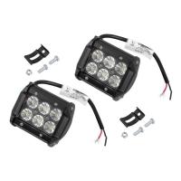 Světlo na pracovní stroje LED LTC LXLA210 10/30V 18W