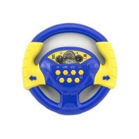 Dětský volant TEDDIES se zvukem 20 cm