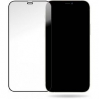 Glass Screen Protector - Black Frame - Apple iPhone 12/12 Pro