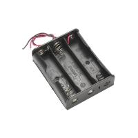 Pouzdro baterie, článku 3x 18650