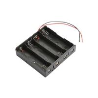 Pouzdro baterie, článku 4x 18650