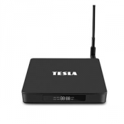 TESLA MediaBox XT650 - hybridní multimediální přehrávač s DVB-T2/S2