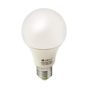 DPM LED žárovka E27 A60, 12W, teplá bílá