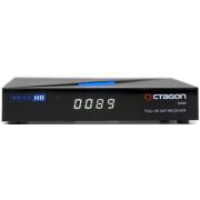 OCTAGON SX89 DVB-S2 + IP, H.265 HEVC Full HD