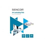 Fólie laminovací SENCOR SLA FA4M200 A4 200mic 25ks