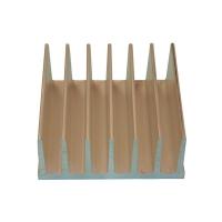 Pasivní chladič hliníkový CHL354B/70 (vhodný pro PT002B/5)