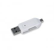 Čtečka paměťových karet FOREVER USB OTG