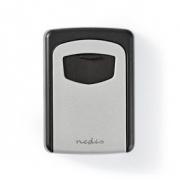 Trezor | Key Safe | Kombinace Dial Lock | Vnitřní a Venkovní | Šedá/Černá