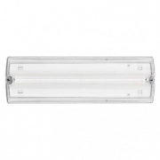 LED Nouzové svítidlo 3W 3h IP65