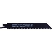 Plátky do pily ocasky 3ks, 150x19x1,2mm, HCS EXTOL-PREMIUM