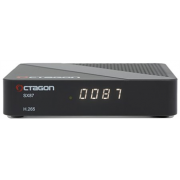 OCTAGON SX87 DVB-S2 + IP, H.265 Full HD