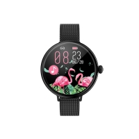 Hodinky IMMAX Lady Music Fit Black