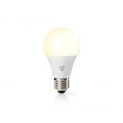 Smart žárovka LED E27 9W teplá bílá NEDIS WIFILW12WTE27 WiFi