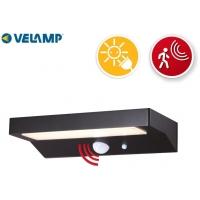 LED solární světlo SL238 se senzorem
